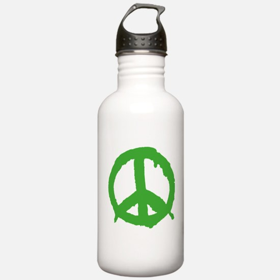 Peace Water Bottle
