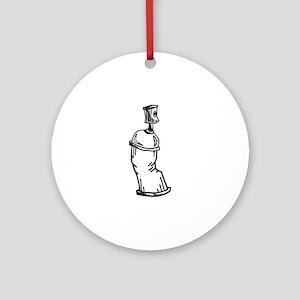 Graffiti Ornament (Round)