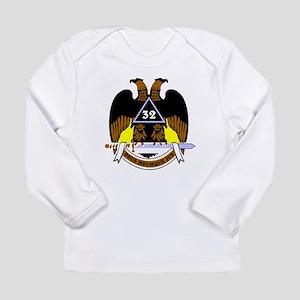 Scottish Rite (Color) Long Sleeve Infant T-Shirt