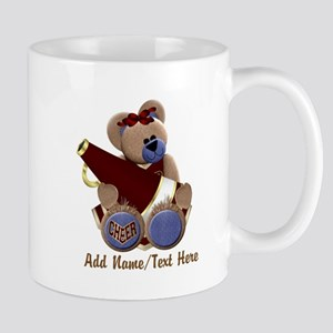 Teddy Chearleader Mug