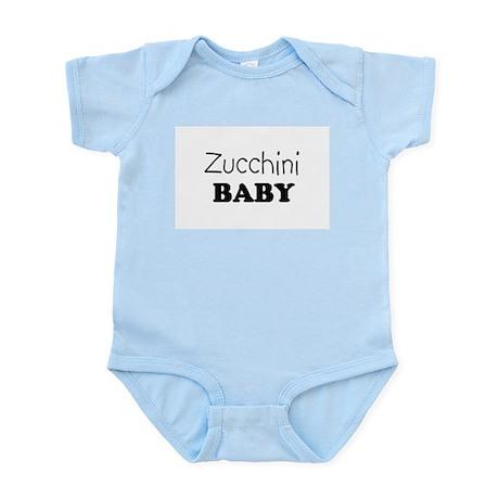 Zucchini baby Infant Creeper