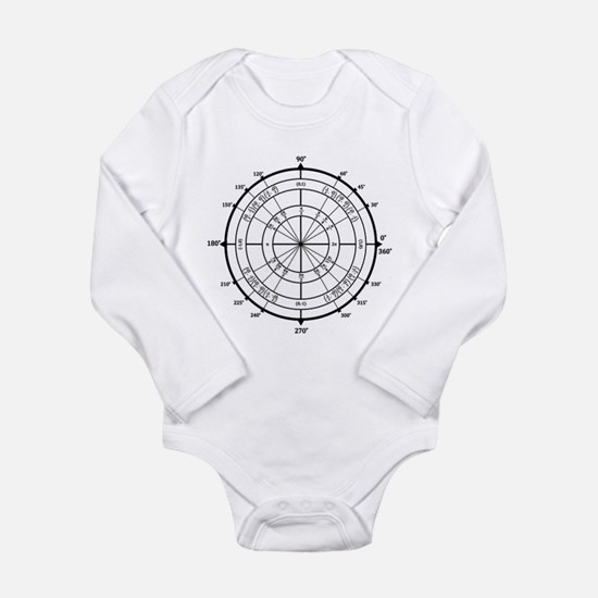 Math Geek Unit Circle Onesie Romper Suit