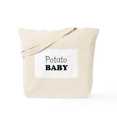 Potato baby Tote Bag