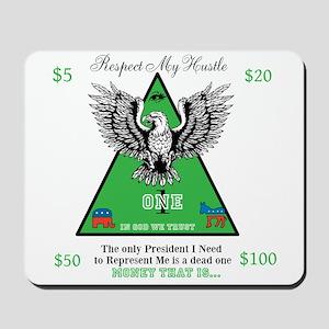 Dead Presidents Mousepad