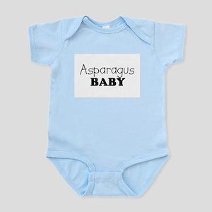 Asparagus baby Infant Creeper