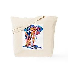 Whimzical Emma Elephant Tote Bag
