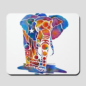 Whimzical Emma Elephant Mousepad
