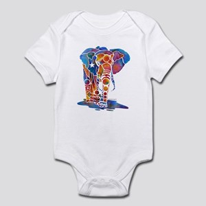 Whimzical Emma Elephant Infant Creeper