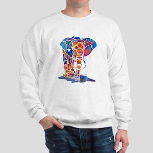 Whimzical Emma Elephant Sweatshirt