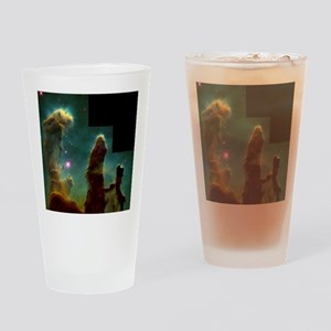 Pillars of Creation Drinking Glass