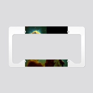 Pillars of Creation License Plate Holder