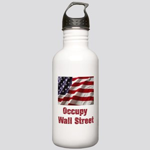 Occupy Wall Street Stainless Water Bottle 1.0L