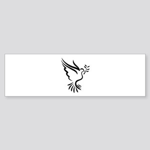 Dove Sticker (Bumper)