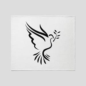 Dove Throw Blanket