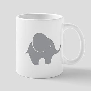Elephant with balloon Mug