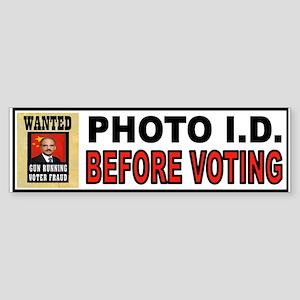 VOTE OFTEN Sticker (Bumper)
