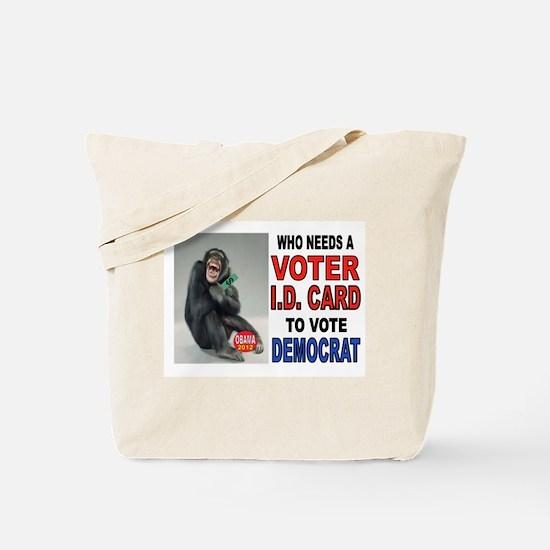 VOTE OFTEN Tote Bag