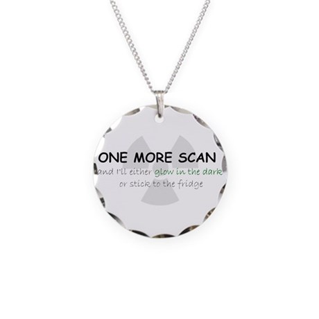 Radio 1 Necklace Circle Charm