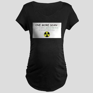 Radio 2 Maternity Dark T-Shirt