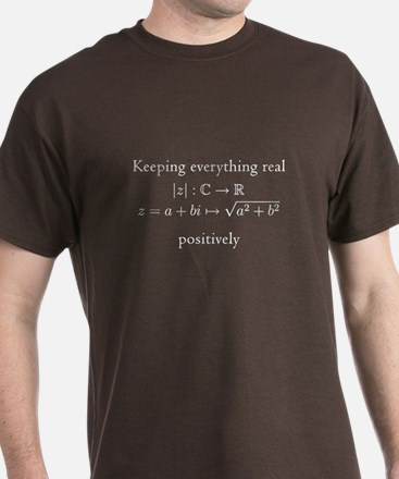 Keeping everything real v2 T-Shirt