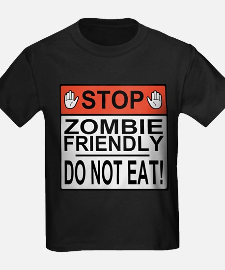Stop Zombie Friendly T