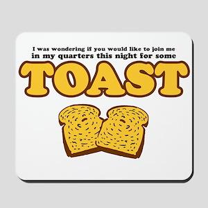 Nacho - Toast Mousepad