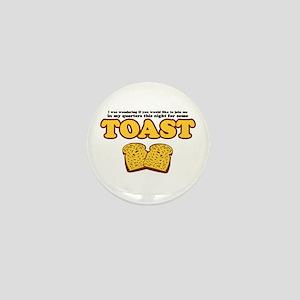 Nacho - Toast Mini Button