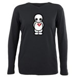 Lonely Boy Plus Size Long Sleeve Tee