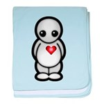 Lonely Boy baby blanket