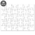 FleurDeLisWhite Puzzle
