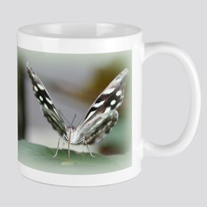 Rice Paper Butterfly Mug