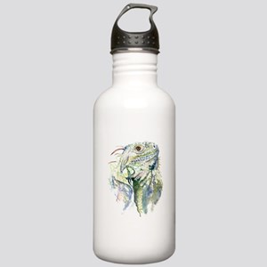 Rex the Iguana Stainless Water Bottle 1.0L