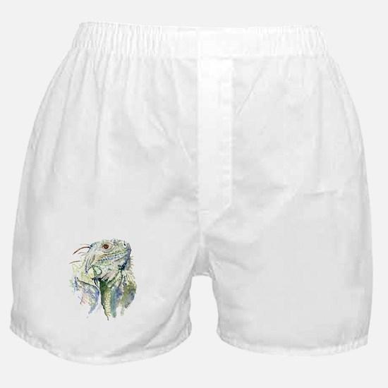 Rex the Iguana Boxer Shorts
