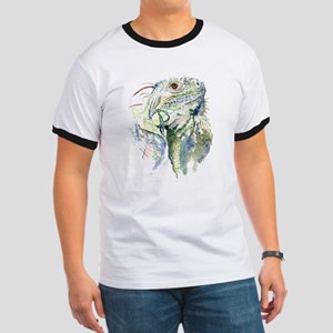Rex the Iguana Ringer T