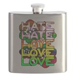 hate2love color Flask