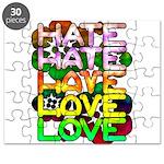 hate2love color Puzzle