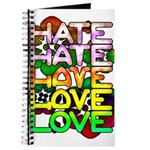 hate2love color Journal