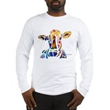 Cow Long Sleeve T-shirts