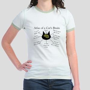 Atlas Of... Jr. Ringer T-Shirt