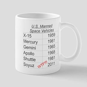 NASA Soyuz Mug