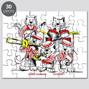 The Jazz Cats Puzzle
