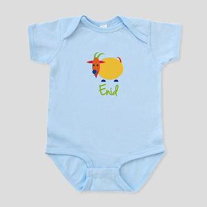Enid The Capricorn Goat Infant Bodysuit