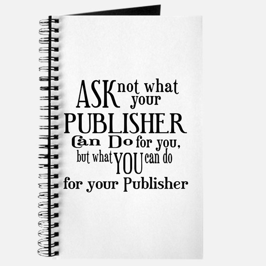 Ask Not Publisher Journal