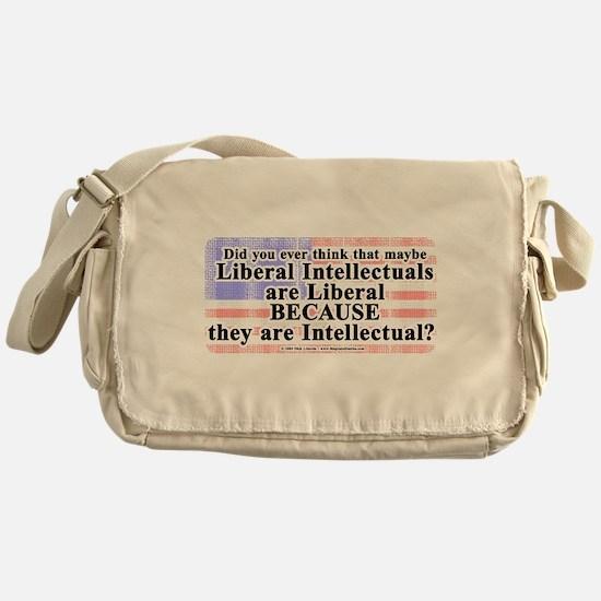 LiberalIntellectuals.png Messenger Bag