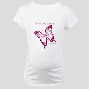 Baby Long Islander Maternity T-Shirt