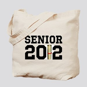 Senior 2012 (Diploma) Tote Bag