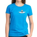 Italy Jump Wings Women's Dark T-Shirt