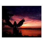 Angelic Small Poster
