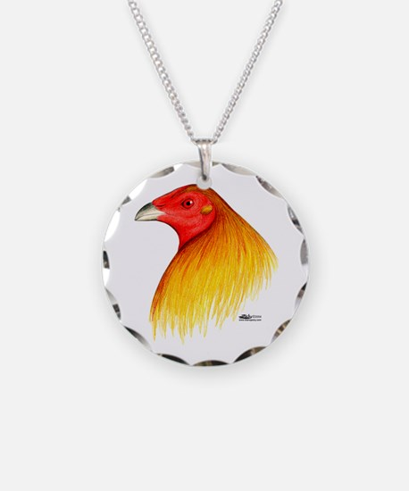 Gamecock Dubbed Necklace