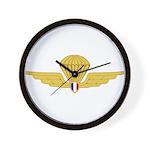 Panama Jump Wings Wall Clock